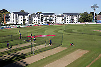 General view of the ground ahead of Kent Spitfires vs Essex Eagles, Vitality Blast T20 Cricket at the St Lawrence Ground on 2nd August 2018