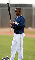 Luis Durango- San Diego Padres - 2009 spring training.Photo by:  Bill Mitchell/Four Seam Images