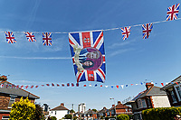 2018 05 19 Royal Wedding street party, Cardiff, Wales, UK