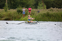 Race: 121  W.J18.1x  Final<br /> <br /> Peterborough Summer Regatta 2018 - Sunday<br /> <br /> To purchase this photo, or to see pricing information for Prints and Downloads, click the blue 'Add to Cart' button at the top-right of the page.