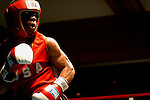 March 2006:  Mark Davis, championship bout.  U.S. Boxing Championships, Colorado Springs, CO.