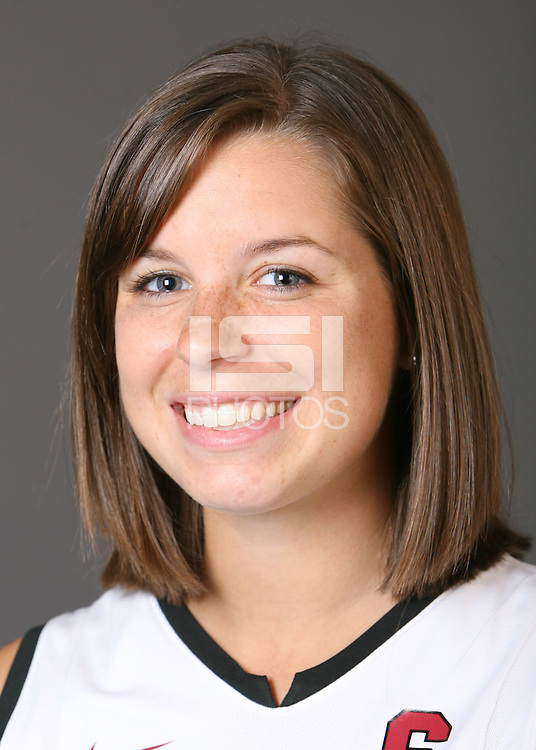 STANFORD, CA - AUGUST 14:  Rachel Mozenter of the Stanford Cardinal women's field hockey team poses for a headshot on August 14, 2008 in Stanford, California.