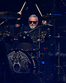 SUNRISE FL - AUGUST 17: Roger Taylor of Queen + Adam Lambert performs at The BB&T Center on August 17, 2019 in Sunrise, Florida. Photo by Larry Marano © 2019