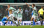 Celtic v St Johnstone....26.12.10  .Cha Du Ri celebrates his goal;.Picture by Graeme Hart..Copyright Perthshire Picture Agency.Tel: 01738 623350  Mobile: 07990 594431