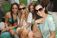Lauren Jones, Lulu DK, Nicole DK, Nina Takesh==<br /> LAXART 5th Annual Garden Party Presented by Tory Burch==<br /> Private Residence, Beverly Hills, CA==<br /> August 3, 2014==<br /> ©LAXART==<br /> Photo: DAVID CROTTY/Laxart.com==