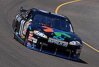 Apr 19, 2007; Avondale, AZ, USA; Nascar Nextel Cup Series driver Denny Hamlin (11) during practice for the Subway Fresh Fit 500 at Phoenix International Raceway. Mandatory Credit: Mark J. Rebilas
