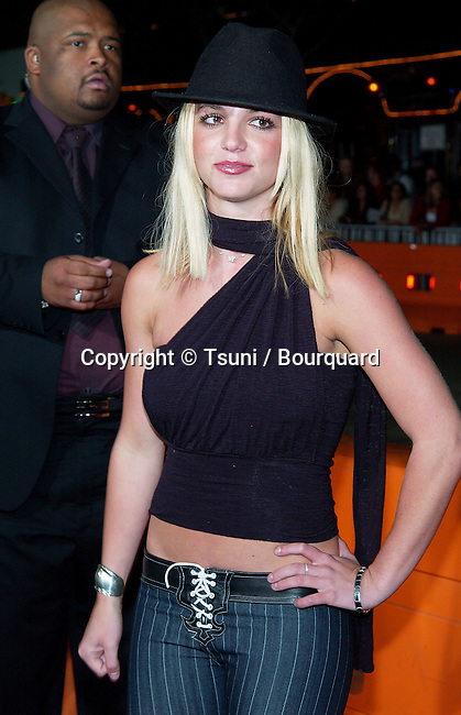 Britney Spears arriving at the Four Feathers premiere at the Westwood Village Theatre in Los Angeles. September 17, 2002.           -            SpearsBritney06.jpg