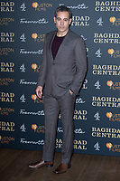 """Waleed Zuaiter<br /> arriving for the """"Baghdad Central"""" screening at the BFI South Bank, London.<br /> <br /> ©Ash Knotek  D3548 16/01/2020"""