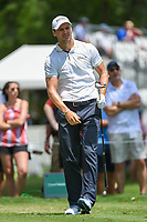 Martin Kaymer (GER) watches his tee shot on 3 during round 3 of the 2019 Charles Schwab Challenge, Colonial Country Club, Ft. Worth, Texas,  USA. 5/25/2019.<br /> Picture: Golffile | Ken Murray<br /> <br /> All photo usage must carry mandatory copyright credit (© Golffile | Ken Murray)