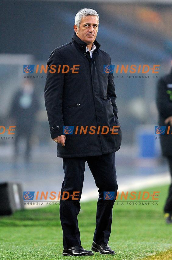 Vladimir Petkovic Lazio <br /> Verona 22-12-2013, Stadio Bentegodi, Football Calcio 2013/2014 Serie A, Verona - Lazio 4-1, Foto Insidefoto