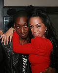 Barry and To-Nya Sachika Attend JONES MAGAZINE PRESENTS SACHIKA TWINS BDAY BASH at SL, NY 12/12/11