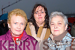 REMOVAL: Helen McSweeney, Maureen O'Sullivan and Jo Butler, Tralee who attended the removal mass of the late Christy Hennessy's in St John's Church, Tralee on Thursday 27th December.The Removal Mass of the late Christy Hennessy from Saint Johns Tralee on Thursday 27th December,    Copyright Kerry's Eye 2008