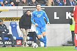 Hoffenheims Nico Schulz (Nr.16) am Ball beim Spiel in der Fussball Bundesliga, TSG 1899 Hoffenheim - Fortuna Duesseldorf.<br /> <br /> Foto © PIX-Sportfotos *** Foto ist honorarpflichtig! *** Auf Anfrage in hoeherer Qualitaet/Aufloesung. Belegexemplar erbeten. Veroeffentlichung ausschliesslich fuer journalistisch-publizistische Zwecke. For editorial use only. DFL regulations prohibit any use of photographs as image sequences and/or quasi-video.