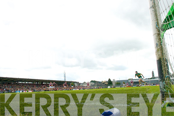 Kerry v  Westmeath in Round 2 of the All Ireland qualifiers ay Cusack park in Mullingar on Sunday 15th July 2012.
