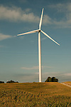 wind turbine Michigan