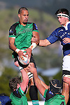 NELSON, NEW ZEALAND - JULY16: Nelson Club Rugby Semi Final Marist v Nelson Trafalgar Park on July 16 2016 in Nelson, New Zealand. (Photo by: Evan Barnes Shuttersport Limited)