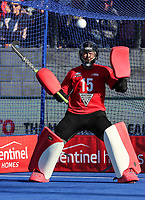 Grace O'Hanlon. Pro League Hockey, Vantage Blacksticks v Germany. Nga Puna Wai Hockey Stadium, Christchurch, New Zealand. Friday 15th February 2019. Photo: Simon Watts/Hockey NZ