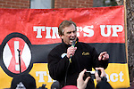 Bobby Kennedy speaks to the crowd at the Capitol Coal Action in Washington, D.C. - ©Robert vanWaarden ALL RIGHTS RESERVED