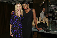 "NEW YORK - DECEMBER 3:  Brianne Howey and Caroline Chikezie attend a screening of FOX's ""The Passage"" at Neuehouse on December 3, 2018 in New York City. (Photo by Jason Mendez/FOX/PictureGroup)"