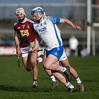 2nd February 2020; TEG Cusack Park, Mullingar, Westmeath, Ireland; Allianz Division 1 Hurling, Westmeath versus Waterford; Stephen Bennett on an attacking run for Waterford