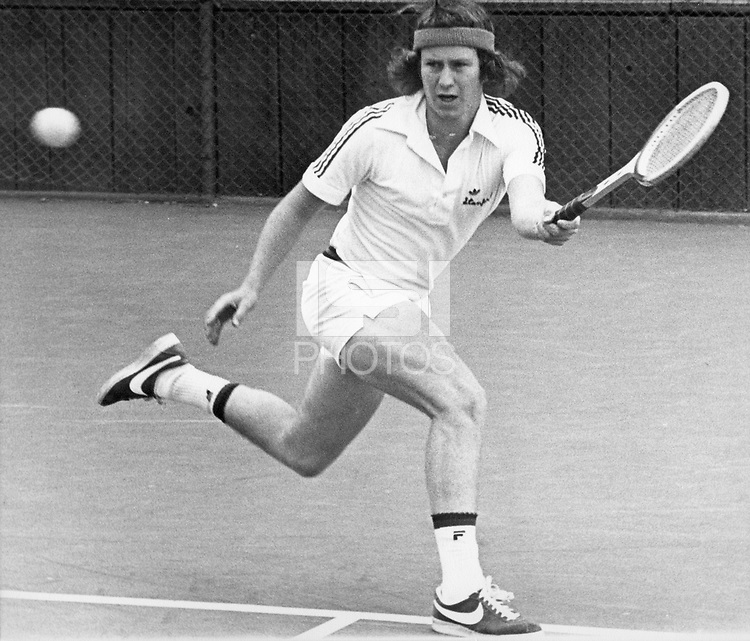 Date Unknown: John McEnroe.