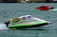 26  July, 2009, Trenton, Michigan USA.Paul Trolian (#94).©2009 F.Peirce Williams USA.SST-45 class