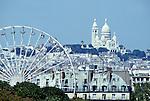 La Grande Roue (Ferris Wheel), Paris & Montmartre