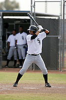 Luis Sierra - Chicago White Sox, 2009 Instructional League.Photo by:  Bill Mitchell/Four Seam Images..