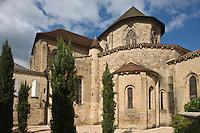 Europe/France/Midi-Pyrénées/46/Lot/Figeac: Chevet de l'église St-Sauveur