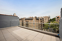 Roof Deck at 362 West 127th Street
