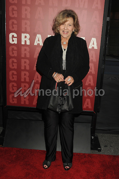 "10 June 2015 - Los Angeles, California - Brenda Vaccaro. LA Film Festival 2015 Opening Night Premiere of ""Grandma"" held at Regal Cinemas LA Live. Photo Credit: Byron Purvis/AdMedia"