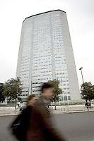 The Pirelli building in Milan.<br /> © Riccardo De Luca