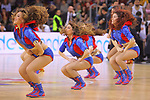 League ACB-ENDESA 2017/2018 - Game:22.<br /> FC Barcelona Lassa vs R. Madrid: 94-72.<br /> Dream Cheers.