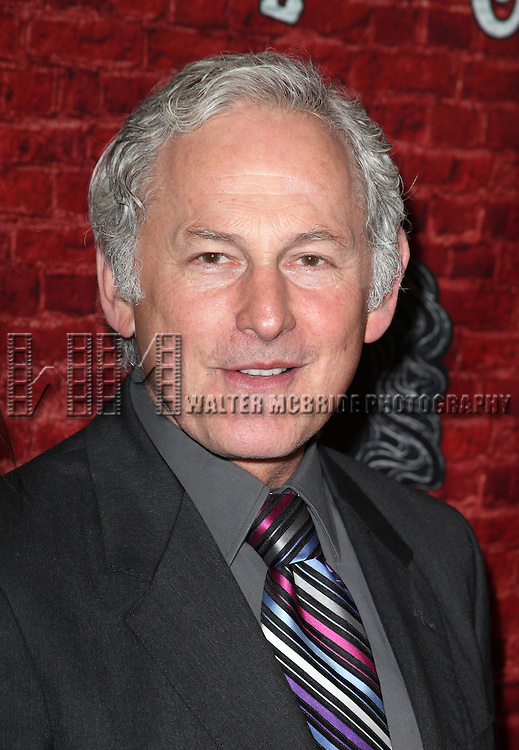 Victor Garber.arriving for the Opening Night Performance of the Broadway Revival of 'Godspell' at Circle in the Square Theatre in New York City.