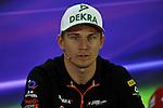 Nico Huelkenberg (GER), Force India Formula One Team <br />  Foto &copy; nph / Mathis