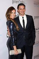 Angela Stacy Lanter, Matt Lanter<br /> at the 6th Annual Night Of Generosity, Beverly Wilshire Hotel, Beverly Hills, CA 12-05-14<br /> David Edwards/Dailyceleb.com 818-249-4998