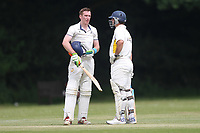 Jon ONeil of Rainham and Skipper during Bentley CC (Bowling) vs Rainham CC, T Rippon Mid Essex Cricket League Cricket at Coxtie Green Road on 9th June 2018