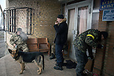 Donbass Bataillon in Artemiwsk nahe Debaltsewo nach dem Abkommen von Minsk zu Beginn des Waffenstillstandes, 15.02.2015/  Donbass Bataillon Artemiwsk near Debaltseve after the  Minsk deal at the Begining of ceasefire_15.0 2.2014