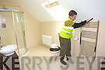 Barry O'Sullivan, bathroom specialist,.installing a bathroom.