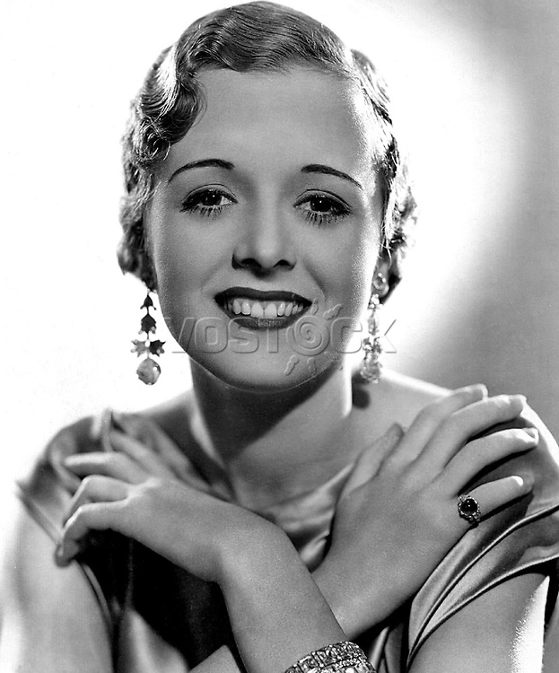 Mary Astor (1906-1987) - american film actress in 1933.
