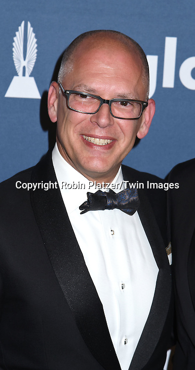 Jim Obergefell attends the 27th Annual GLAAD Media Awards on May 14, 2016 at the Waldorf Astoria Hotel in New York City, New York, USA.<br /> <br /> photo by Robin Platzer/Twin Images<br />  <br /> phone number 212-935-0770
