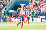 Atletico de Madrid's Juanfran Torres celebrating a goal during BBVA La Liga match. April 02,2016. (ALTERPHOTOS/Borja B.Hojas)