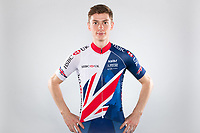 Picture by Alex Whitehead/SWpix.com - 11/10/2017 - British Cycling - Great Britain Cycling Team Senior Academy Portraits - HSBC UK National Cycling Centre, Manchester, England - Hamish Turnbull.