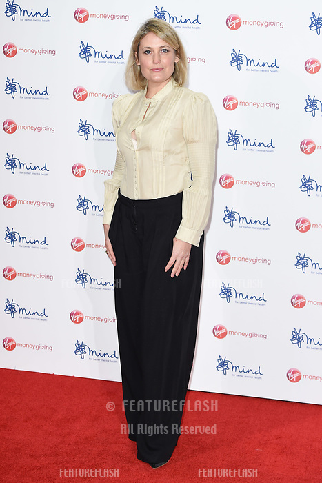 Mika Simmons at the Virgin Money Giving Mind Media Awards at the Odeon Leicester Square, London, UK. <br /> 13 November  2017<br /> Picture: Steve Vas/Featureflash/SilverHub 0208 004 5359 sales@silverhubmedia.com