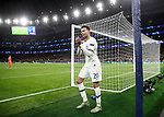Tottenham's Dele Alli goes off during the UEFA Champions League match at the Tottenham Hotspur Stadium, London. Picture date: 26th November 2019. Picture credit should read: David Klein/Sportimage