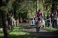 Laurens Sweeck (BEL/Pauwels Sauzen - Bingoal)<br /> <br /> Elite & U23 Mens Race<br /> 42nd Superprestige cyclocross Gavere 2019<br /> <br /> ©kramon