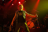 DEC 04 Voivod performing at O2 Academy, Islington in London.