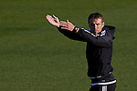 Phil Neville assistant coach at Valencia  - UEFA Champions League -  Official pre match Training Session and press conference - Valencia CF vs Lyon  - Paterna Training Ground - Valencia - Spain - 8th December 2015 - Pic David Aliaga/Sportimage