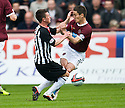 Dunfermline v Hearts 15th Oct 2011