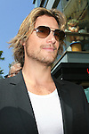LOS ANGELES - APR 3: Gabriel Aubry at a ceremony where Halle Berry is honored with a star on the Hollywood Walk of Fame on 3 April 2007 in Los Angeles, California